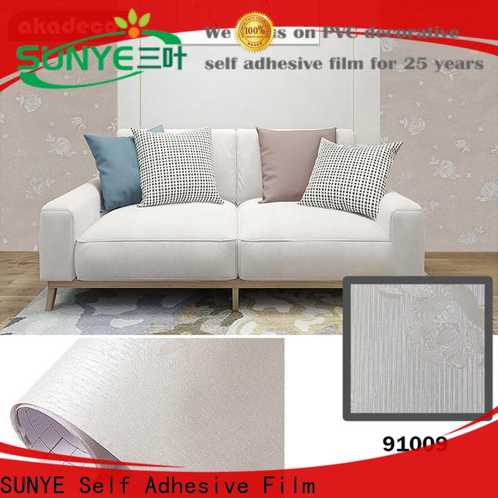 SUNYE hot selling best home wallpaper factory direct supply bulk buy