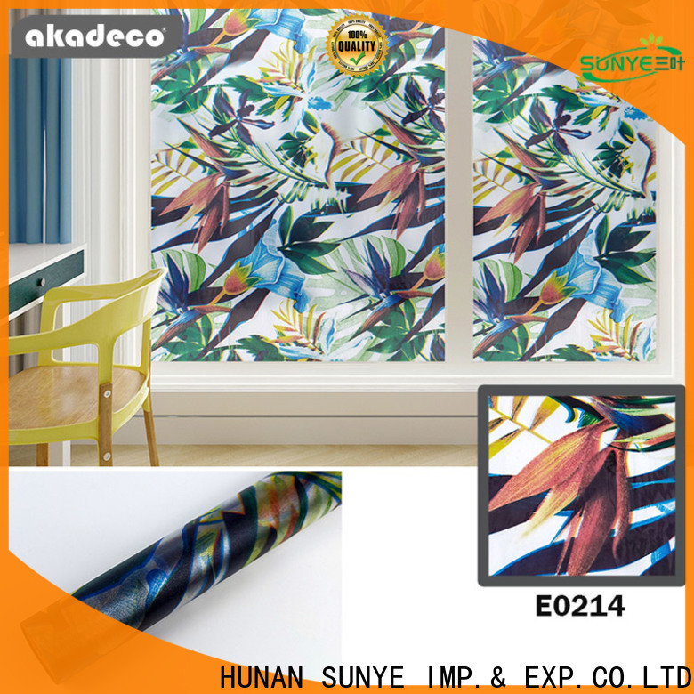 top selling window film adhesive supplier for store