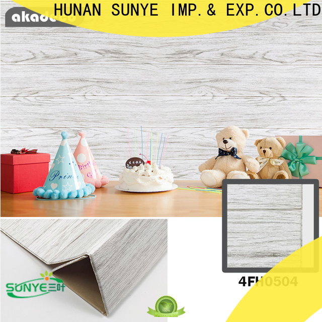 SUNYE hot-sale foam ceiling tiles cheap manufacturer bulk production