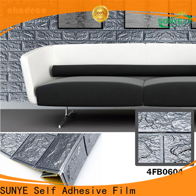SUNYE soft foam tiles factory direct supply for living room
