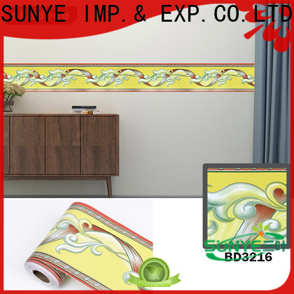 latest wall border sticker supplier for home