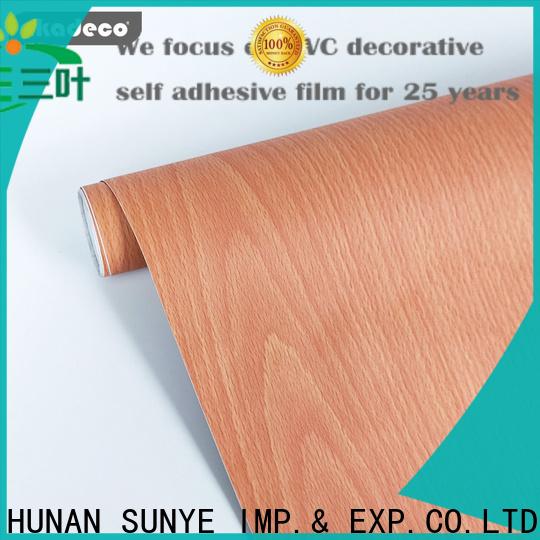 hot selling wood grain sticker paper factory direct supply bulk buy