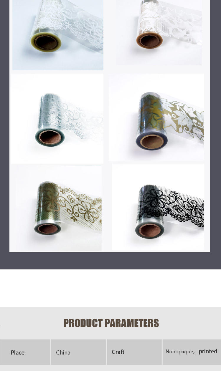 SUNYE self adhesive borders directly sale bulk production-3