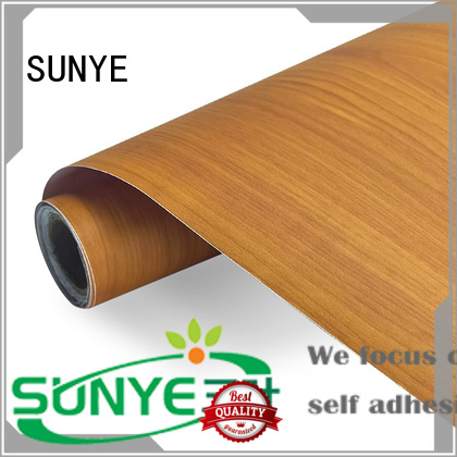 worldwide wood grain adhesive film from China for sale