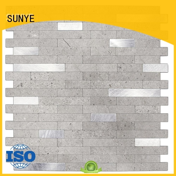 SUNYE kitchen splashback tiles