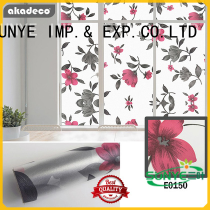 hot-sale self adhesive window protection film from China for hall