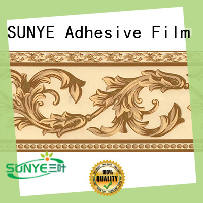 SUNYE popular adhesive borders suppliers for hotel