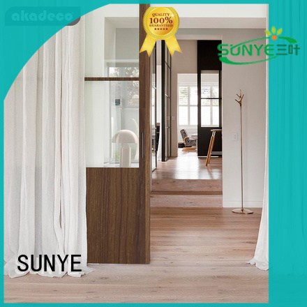 SUNYE top quality wood grain adhesive film supplier for workshop