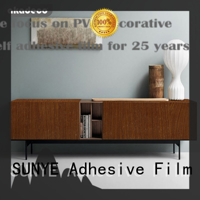 top adhesive film for wood supplier for workshop