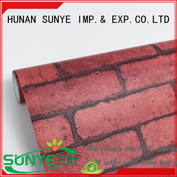 SUNYE latest faux stone backsplash wholesale bulk production