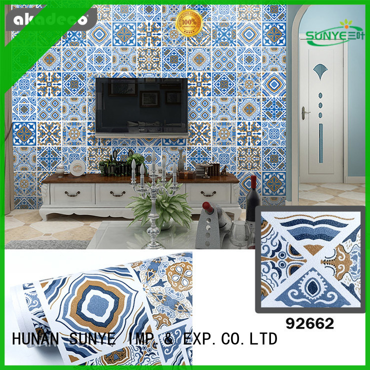 practical pvc wall panels wallpaper from China for rice-cooker