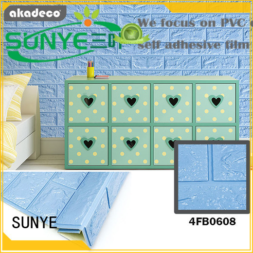 SUNYE XPE foam film factory direct supply for hotel
