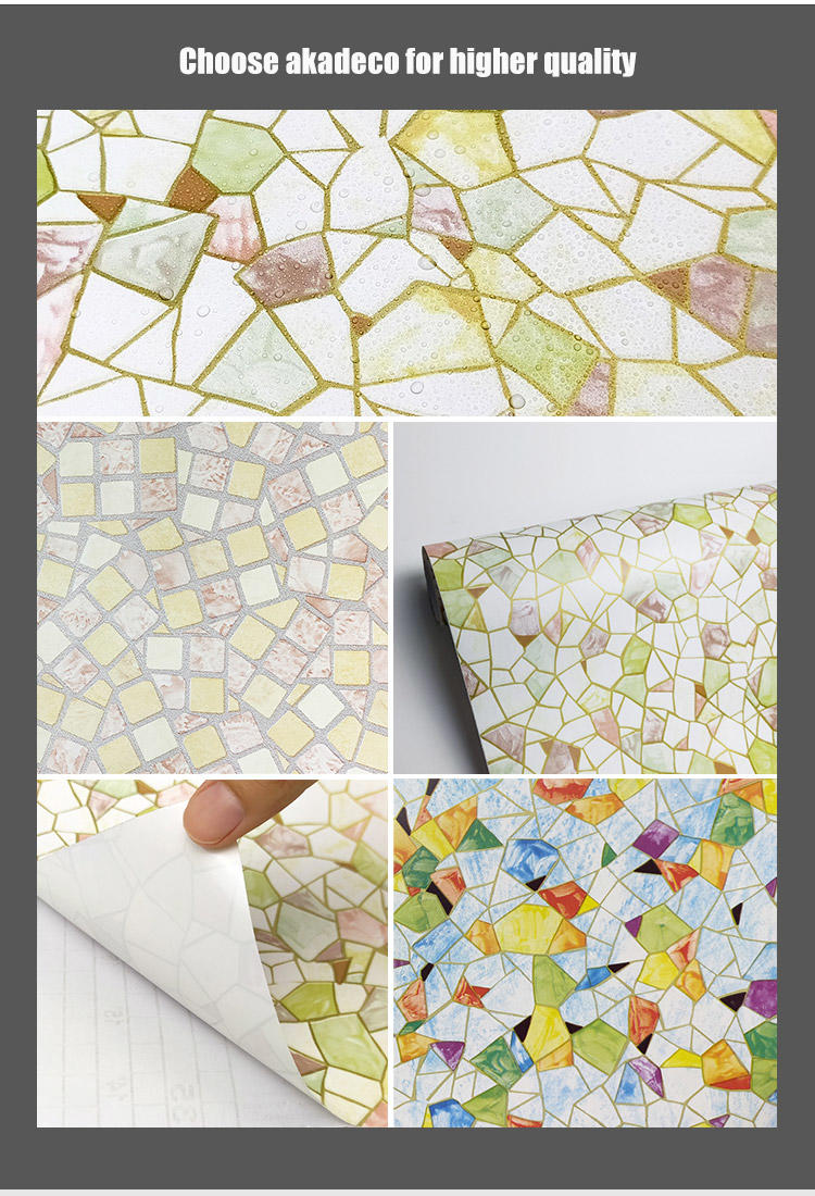 high-quality PVC PRINTED SERIES ADHESIVE FILM inquire now for canteen-3