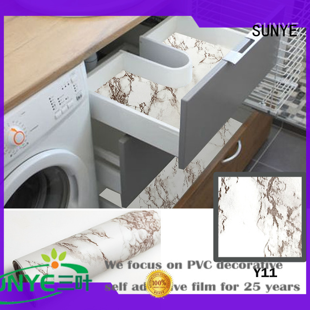 latest faux marble countertop sticker factory direct supply for secretary room