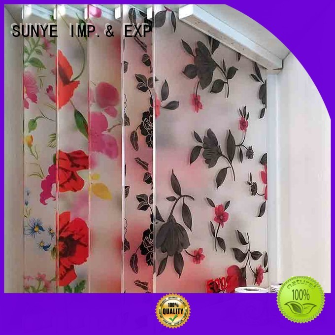 SUNYE adhesive window protection film speed company