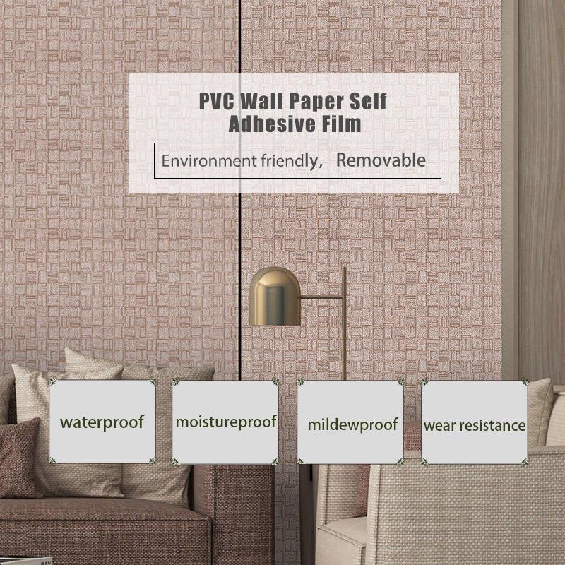 SUNYE antibacterial wallpaper best supplier for hotel-3