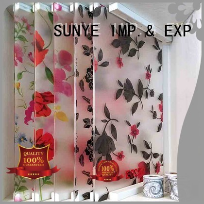 self adhesive window film film institute SUNYE