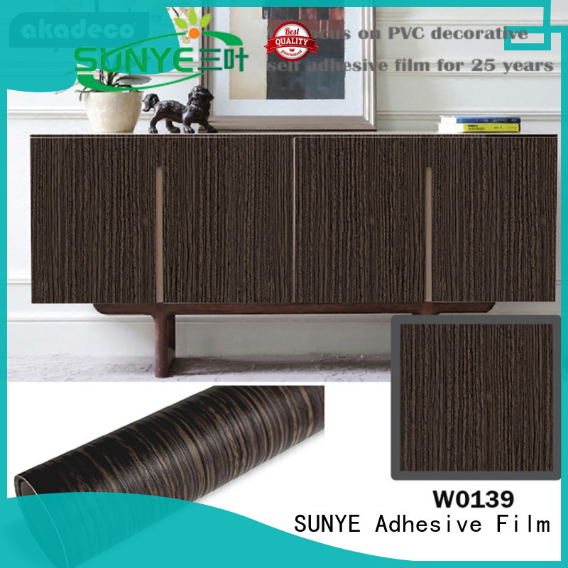 SUNYE top selling pvc wood ceiling supply for switch room