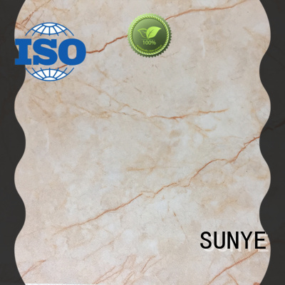 SUNYE useful pvc adhesive film from manufacturer for living room