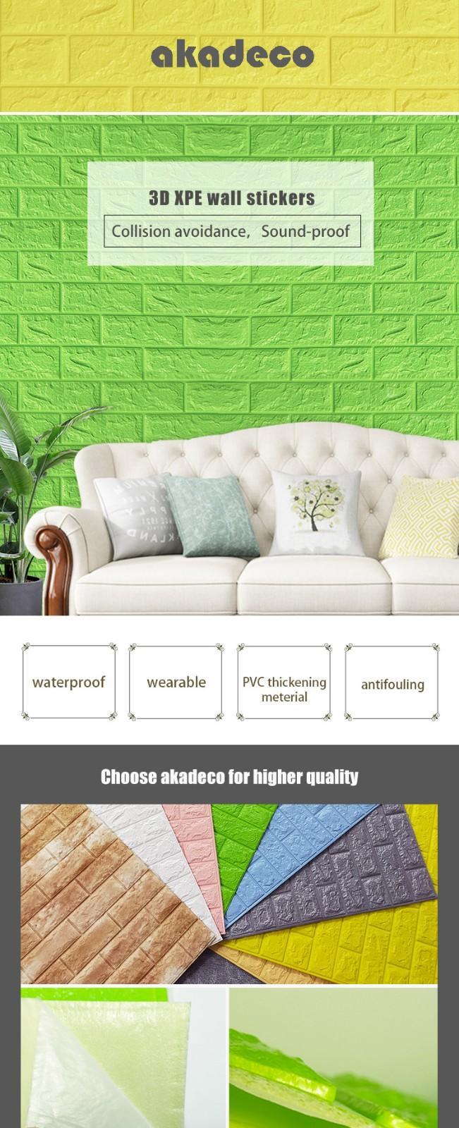 SUNYE XPE foam film directly sale for living room-1