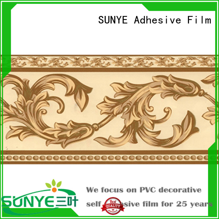 SUNYE high-quality border stickers manufacturer for living room