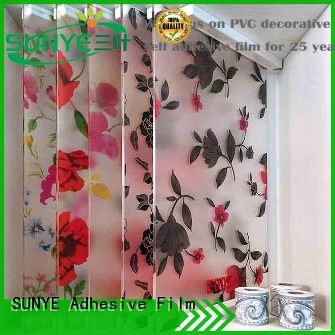SUNYE flower window protection film circuit company