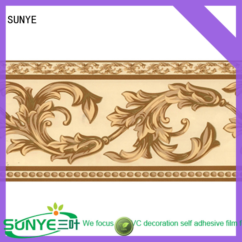 SUNYE wall border decals widely-use for home
