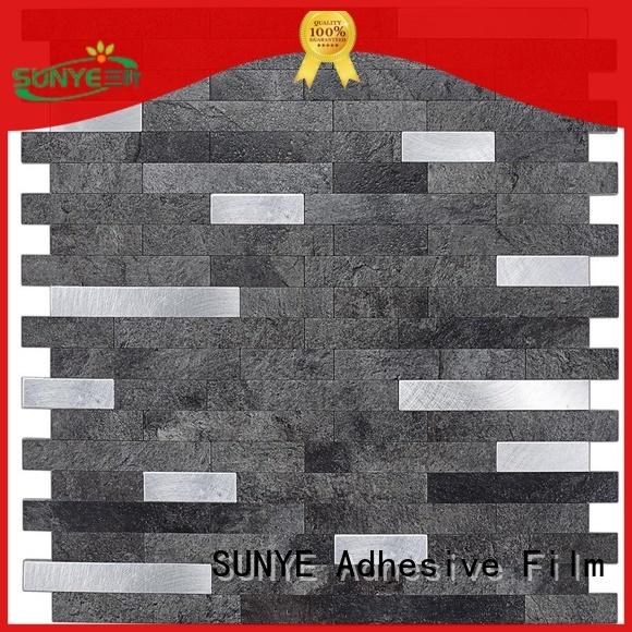 SUNYE stone tile backsplash factory for sale
