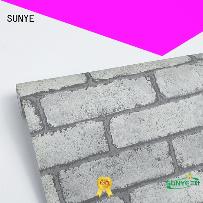 SUNYE cheap marble self adhesive paper inquire now for cellar